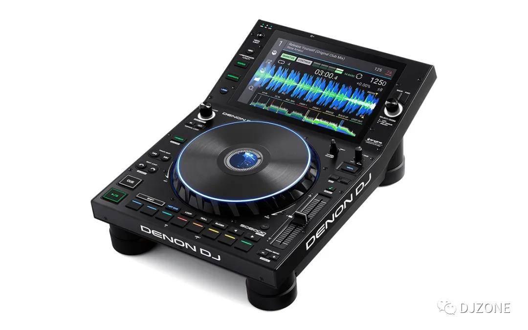 Denon DJ SC6000评测
