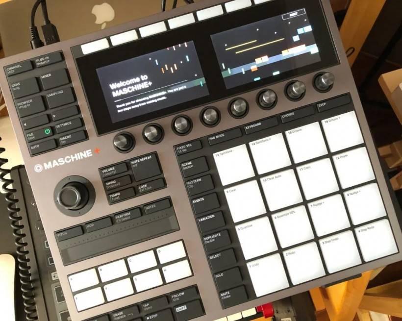 上手报告:NI Maschine+ 真的真的能离开电脑屏幕来做音乐吗?