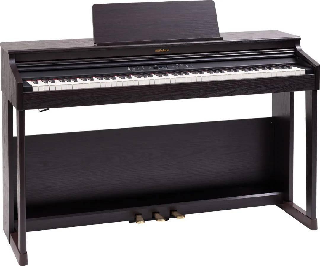 新品发布   Roland 罗兰新立式钢琴&便携式电钢琴FP-X系列