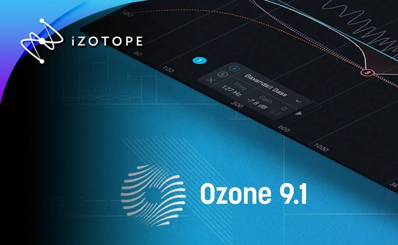 Ozone9 臭氧母带入门教程