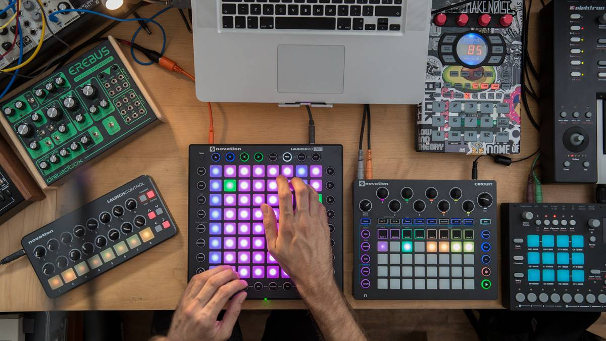 Novation Launchpad Pro 教程