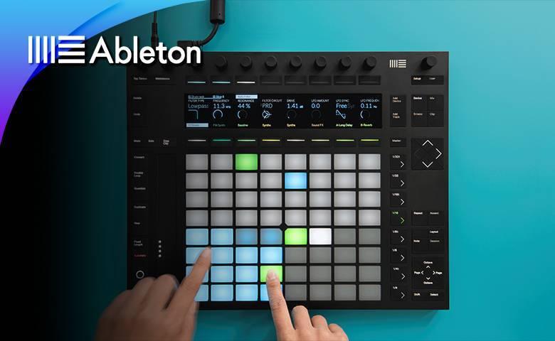 Ableton Push 2 视频教程