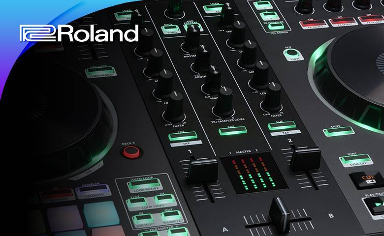 Roland DJ505 教程
